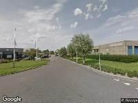 Ambulance naar Zanddonkweg in Waalwijk