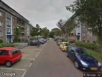 112 melding Ambulance naar Nico van Suchtelenstraat in Haarlem