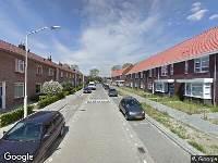Ambulance naar Televisiestraat in Roosendaal