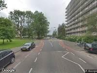 Brandweer naar Van Heuven Goedhartlaan in Amstelveen vanwege reanimatie
