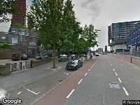 Politie naar Stieltjesstraat in Nijmegen vanwege aanrijding met letsel