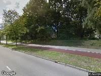 112 melding Ambulance naar Gertrudisboulevard in Bergen op Zoom