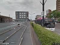112 melding Brandweer naar Stationsplein in Nijmegen