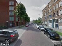 112 melding Ambulance naar Jan Kruijffstraat in Rotterdam