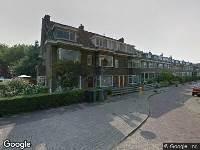 Ambulance naar Floresstraat in Delft