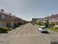 Ambulance naar Karekietstraat in Capelle aan den IJssel