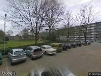 Ambulance naar Kwendelhof in Tilburg
