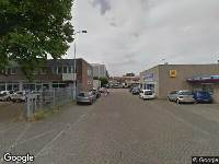 Brandweer naar Hanartstraat in Eindhoven vanwege brand
