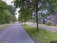 112 melding Ambulance naar Amsterdamlaan in Vlaardingen