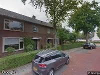 Ambulance naar Emilia van Nassaustraat in Wijchen