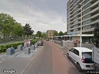 Ambulance naar Bentinckplein in Rotterdam
