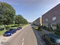 Brandweer naar Afrikalaan in Alphen aan den Rijn vanwege brand