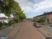 112 melding Ambulance naar Ferdinand Bolstraat in Bergen op Zoom