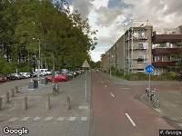 Ambulance naar Hoekenespad in Amsterdam