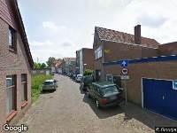 112 melding Brandweer naar Weeshuisstraat in Coevorden vanwege brand