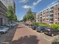 Besteld ambulance vervoer naar Klaas Katerstraat in Amsterdam