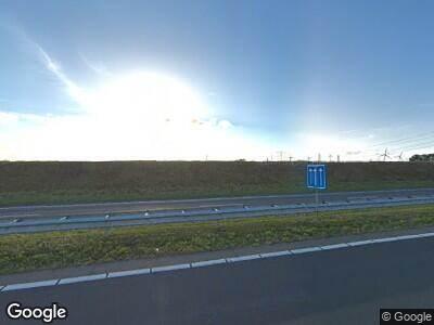 Politie naar Westerscheldetunnelweg in Borssele vanwege letsel