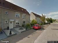 112 melding Ambulance naar Vlet in Werkendam