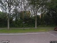 Brandweer naar Willem de Zwijgerlaan in Vlaardingen vanwege brand