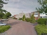 112 melding Ambulance naar Jasmijnstraat in Papendrecht