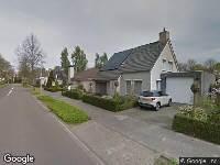 Ambulance naar Cor Gehrelslaan in Eindhoven