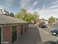 112 melding Ambulance naar Louisehof in Den Helder