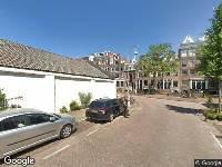 Brandweer naar Binnenkadijk in Amsterdam vanwege brand