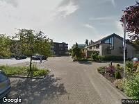 112 melding Brandweer naar De Kring in Zwijndrecht vanwege brand