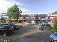 112 melding Ambulance naar Schuberthof in Alphen aan den Rijn