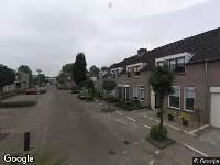 Ambulance naar Hofstad in Waalwijk