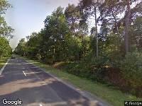 Ambulance naar Fressevenweg in Bergeijk