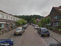 Ambulance naar Nuijtsstraat in Breda