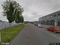 Brandweer en politie naar Hazepad in Breda