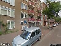 Brandweer naar Palembangstraat in Amsterdam
