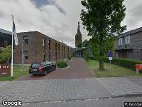 112 melding Besteld ambulance vervoer naar Hofpad in Leende