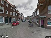 Ambulance naar J A Alberdingk Thijmstraat in Schiedam