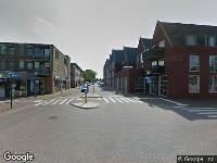 Ambulance naar Zwaanstraat in Cuijk