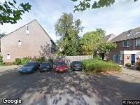 Ambulance naar Royaardsplein in Schiedam