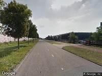 Politie naar Mechanisatieweg in Oosterhout vanwege letsel