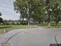 Ambulance naar Mr. van Hallstraat in Waalwijk