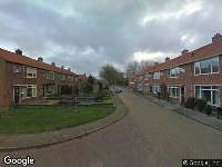112 melding Ambulance naar Graaf van Hornestraat in Woudrichem
