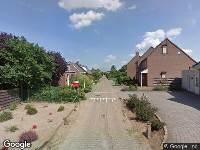 112 melding Brandweer naar Oudeweg in Swalmen