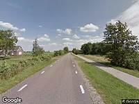 112 melding Brandweer naar Domela Nieuwenhuisweg in Nij Beets vanwege een buitenbrand