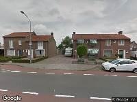 Ambulance naar Broekweg in Veldhoven