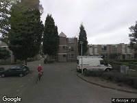 Ambulance naar Pastoor van der Zijlestraat in Waalwijk