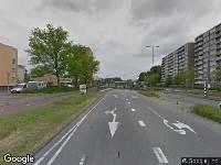 Ambulance naar Nieuwe Damlaan in Schiedam