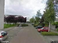 Ambulance naar Granietgroen in Zoetermeer