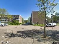 Ambulance naar Schoenerstraat in Amsterdam