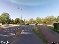 Ambulance naar Burgemeester Meslaan in Tiel