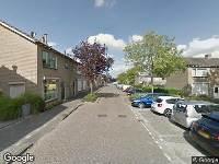 Ambulance naar Dr. Ringersstraat in Waalwijk
